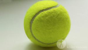 テニスボール健康法