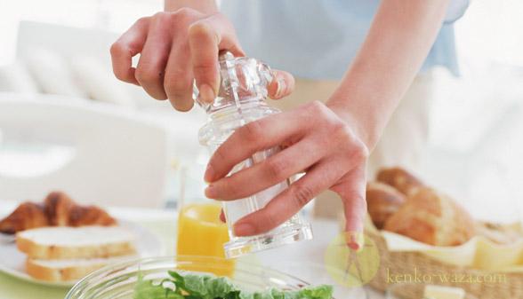 塩分補給法
