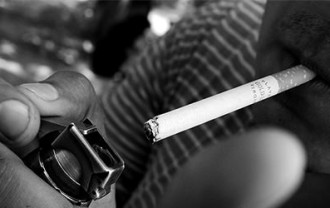 タバコ 病気 かかりにくい