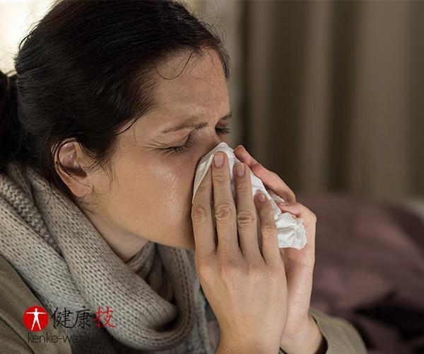 風邪ウィルスに感染しない裏技