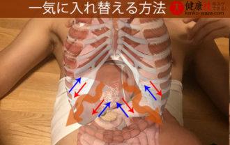 【伝統技!】自分で肝臓や膵臓内の血液を入れ替えられる方法が凄い 健康技