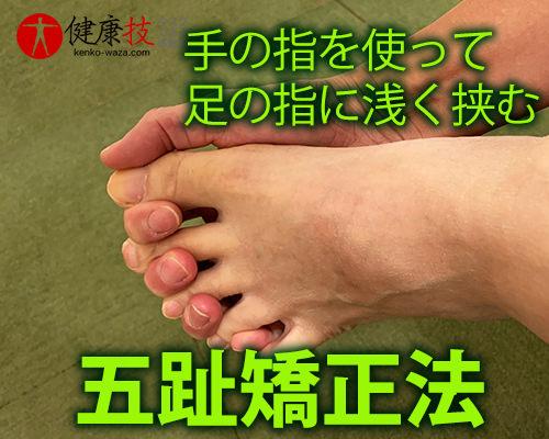 【大注目!】外反母趾,股関節痛,膝腰痛が改善し外科手術も回避できた方法!健康技8