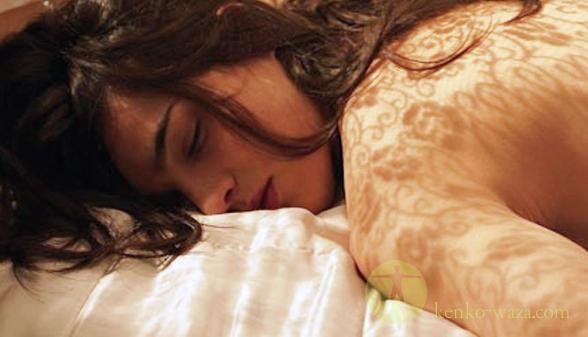 睡眠 熟睡