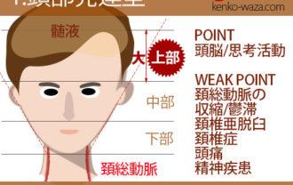 【秘伝!】顔だけで判る罹患しやすい病気と身体管理方法1